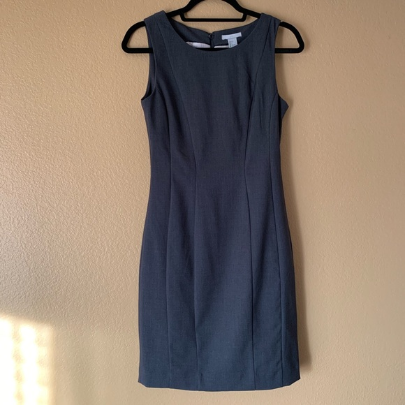 H&M Dresses & Skirts - H&M Gray Strapless Dress Size 6 - NWT